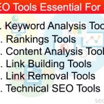 6 SEO tools Essential for SEO in 2016