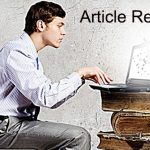 Article rewriters- Quick and Convenient