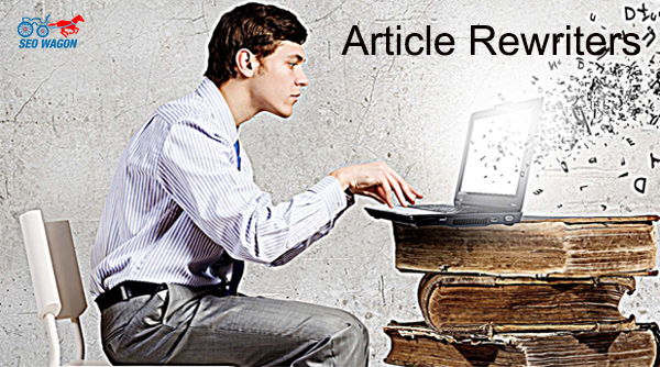Article rewriters