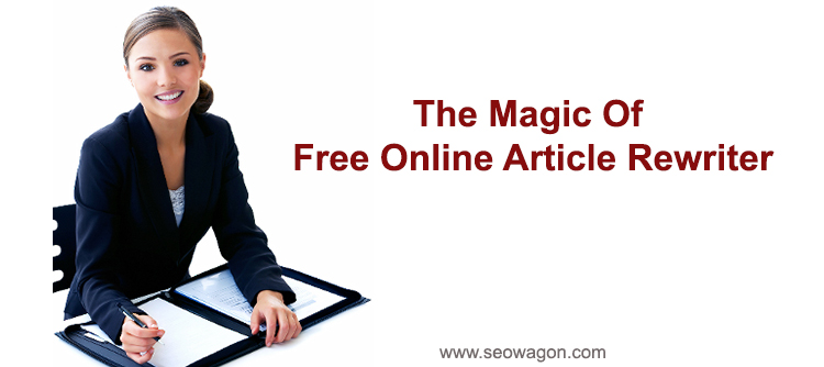 free online article rewriter