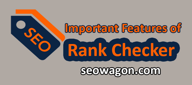 SEO ranking checker