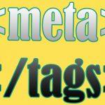 How to generate right Meta Tag using the Meta tag generator
