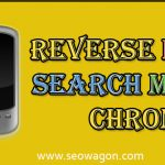 How to do reverse image search mobile chrome ?