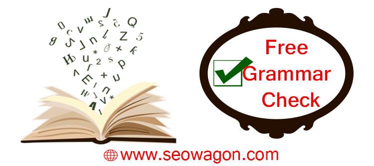 Free Grammar Check